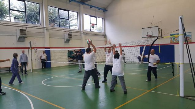Easy Volley e sitting volley